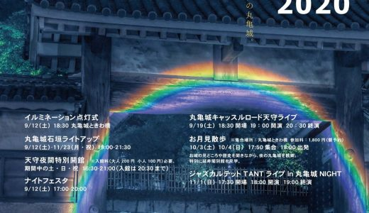 丸亀城にて!!!